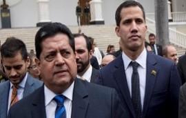 08/05/2019: Juan Guaidó denunció que agentes de Inteligencia chavistas secuestraron al vicepresidente de la Asamblea Nacional