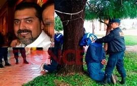 10/05/2019: Fue detenido en Entre Ríos el principal sospechoso del ataque en alrededores del Congreso