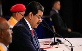 10/05/2019: El viral acto fallido de Nicolás Maduro:
