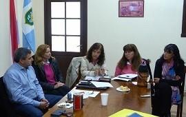 10/05/2019: La provincia puso en marcha la red de laboratorios de la región norte del Departamento Diamante