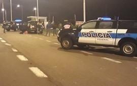 11/05/2019: Tres hombres fueron detenidos en la autovía 14 por Narcomenudeo
