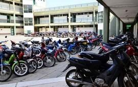 15/05/2019: Federación construye un depósito de motos ante el gran caudal de vehículos retenidos