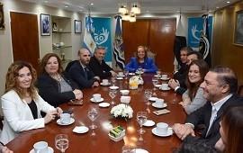 20/05/2019: Alberto Fernández desayunó con Alicia Kirchner y dijo que