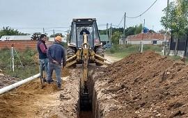21/05/2019: Constatan el 45 por ciento de avance en la obra de Concepción del Uruguay