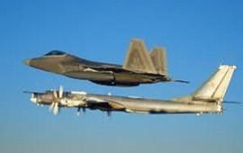 21/05/2019: Aviones de EEUU interceptaron a cuatro bombarderos y dos cazas rusos frente a la costa de Alaska