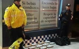 22/05/2019: Volvía a Concordia en colectivo con casi 10 kilos de droga