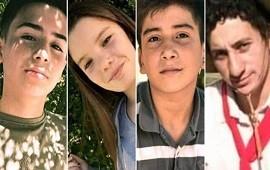 23/05/2019: San Miguel del Monte: quiénes eran los cuatro jóvenes que murieron tras la persecución policial