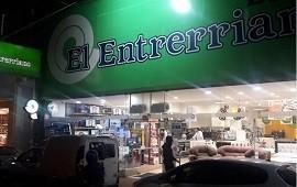 """27/05/2019: Cerró otra sucursal del Bazar """"El Entrerriano"""" y cinco personas quedaron sin trabajo"""