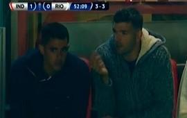 28/05/2019: ¿qué hacían el Puma Gigliotti y el Torito Rodríguez en el Libertadores de América?