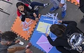 29/05/2019: Centros de Estudiantes trabajaron con propuestas artísticas en el encuentro realizado en Paraná