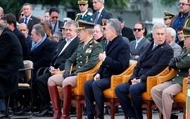 29/05/2019: Por qué Carlos Stornelli se sentó junto a Mauricio Macri en la ceremonia del Día del Ejército