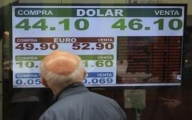 30/05/2019: El dólar cerró a la baja en una rueda con volumen récord en 2019