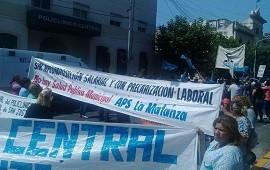 28/05/2020: La Matanza: médicos comunales exigen elementos de protección por el coronavirus