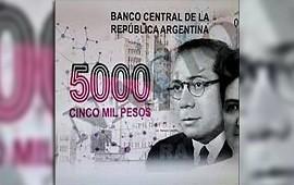 """23/05/2020: """"Levantaron las planchas"""" en Casa de la Moneda: el Gobierno dio por terminadas las pruebas del polémico billete de $5.000"""