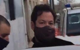 31/05/2020: Sin rastas y con barbijo: así fue la detención en Uruguay del militante que disparó con un mortero casero frente al Congreso