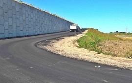 04/05/2021: Explican cuándo se terminará el tramo que pasa por el departamento Concordia de la autovía de la ruta 18