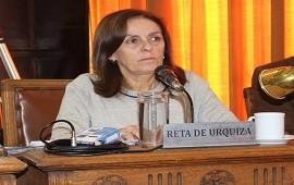 05/05/2021: La concejal Reta señaló que en lugar de notebooks Macri entregó laboratorios moviles, impresoras 3D y drones