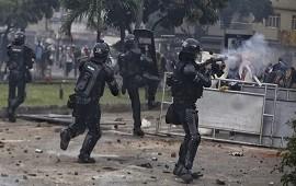 05/05/2021: Colombia: continúan las protestas y la represión en Bogotá