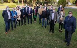 06/05/2021: Alberto Fernández recibió al Consejo Directivo de la CGT