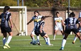 08/05/2021: Boca goleó a El Porvenir y volvió a lo más alto de la tabla