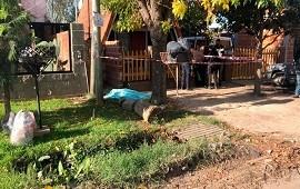 10/05/2021: Horror en La Plata: un policía mató a dos mujeres, volvió a su casa y se pegó un tiro en la cabeza