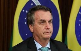 10/05/2021: Bolsonaro felicitó a la policía tras la matanza en Río