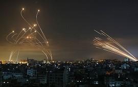 14/05/2021: Israel lanzó una ofensiva contra Hamas en la Franja de Gaza