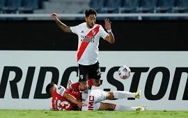 19/05/2021: Con Enzo Pérez al arco y sin suplentes, River Plate le gana a Independiente Santa Fe por la Copa Libertadores