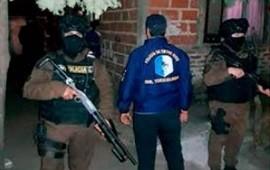 22/05/2021: Dos personas detenidas en un allanamiento por narcomenudeo
