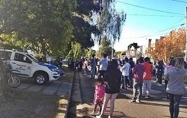 31/05/2021: Los ediles oficialistas repudiaron las manifestaciones en el domicilio particular del intendente