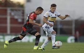 08/0572021: Boca se desencontró y cayó por la mínima ante Patronato