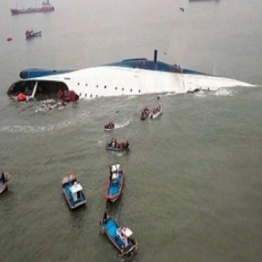 Comenzó el juicio contra el Capitán y 14 tripulantes del ferry surcoreano hundido
