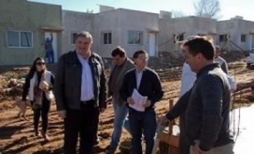 Se entregaron aportes para la construcción de viviendas en Colón y Ubajay