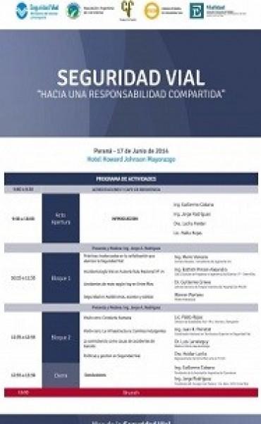 El martes se conmemorará en Paraná el Mes de la Seguridad Vial