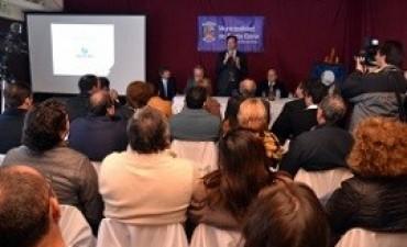 Se presentó el anteproyecto para el parque industrial en Santa Elena