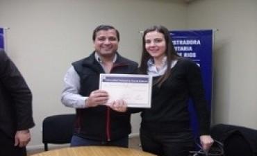 Profesionales de ATER graduados en Posgrado en Especialización Tributaria