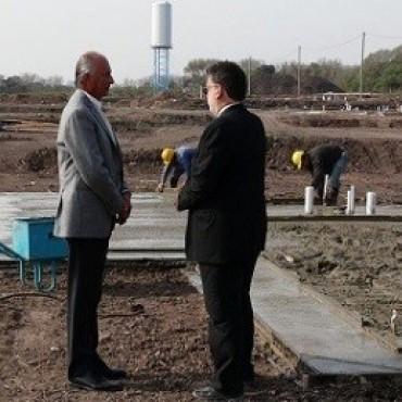 Construyen nuevas viviendas en San Benito, Colonia Avellaneda y Paraná