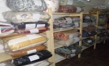 En la Unidad Penal de Mujeres Nº 6, Concepción Arenal de Paraná, un grupo de internas lleva adelante el servicio de lavandería, en el marco del taller que impulsa dicha institución carcelaria, denominado Lavadero y que está destinado al público en