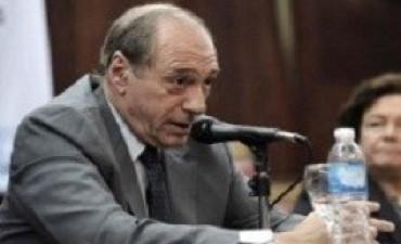 Le suspendieron la matrícula de abogado a Raúl Zaffaroni