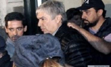Lázaro Báez dijo que es inocente y que desconoce los motivos de su detención