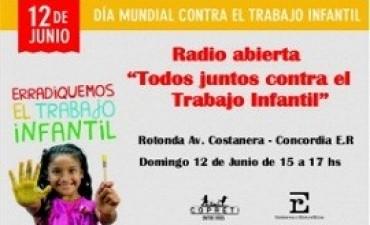 Actividades por el día Mundial contra el Trabajo Infantil
