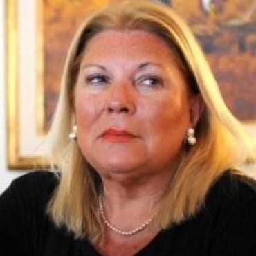 Carrió recordó que J. López