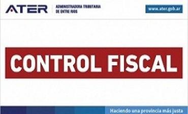 ATER inicia operativos territoriales de control fiscal