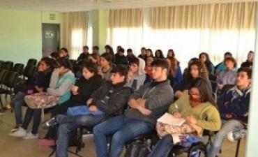 Presentan en Concordia el programa Jóvenes x por la memoria
