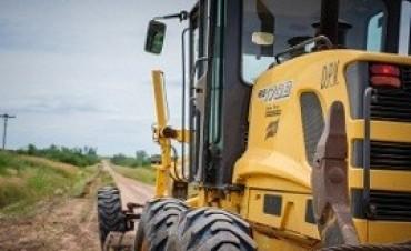 Recuperan los caminos secundarios y terciarios del departamento Uruguay