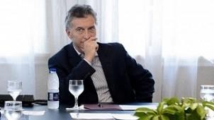 14/06/2017: Macri encabezará una reunión de coordinación de gobierno