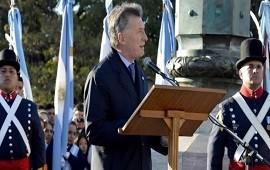 20/06/2017: Macri aseguró que Belgrano es