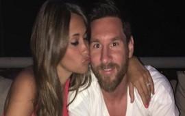 29/06/2017: Celebridades y estrellas del fútbol llegan a Rosario para la boda del año