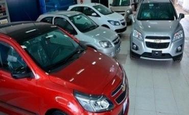01/06/2017: En mayo se patentaron 75.570 vehículos, 24,5% más que en 2016
