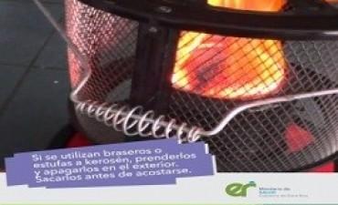03/06/2017: Salud recuerda las recomendaciones para prevenir intoxicaciones por monóxido de carbono